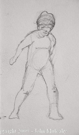 Sketch 17 A