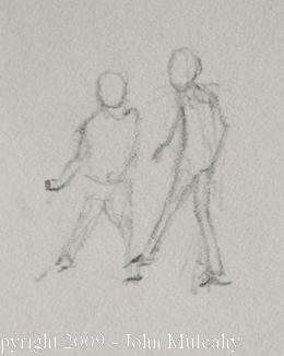 Sketch # 23 First draft